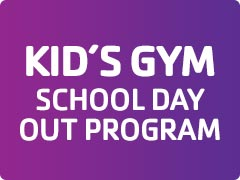 Kids Gym School Day Out Program
